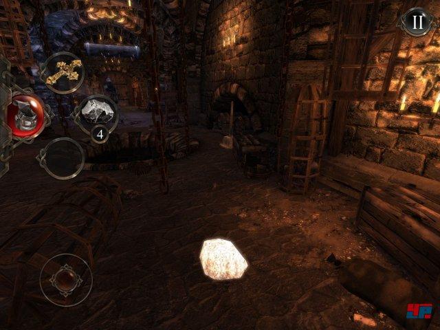Screenshot - Hellraid: The Escape (iPad)