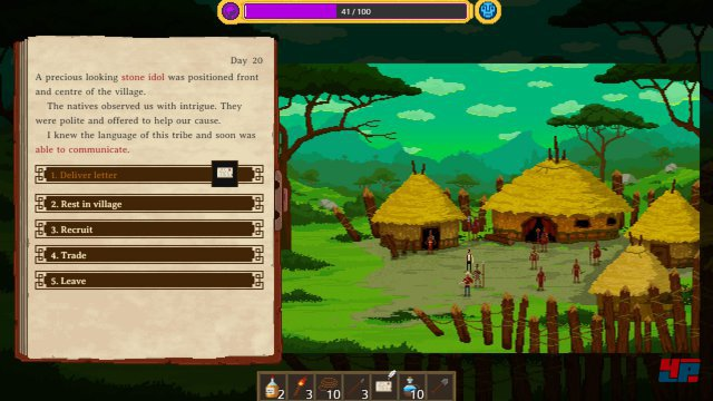 Screenshot - The Curious Expedition (PC) 92532821