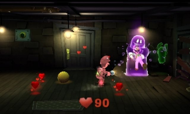 Screenshot - Luigi's Mansion 2 (3DS) 92457240