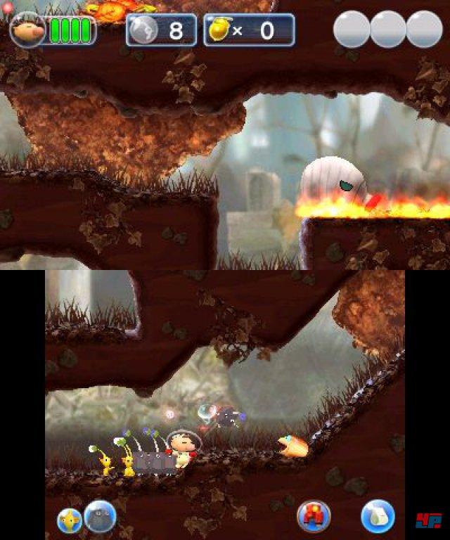 Screenshot - Hey! Pikmin (3DS) 92550122