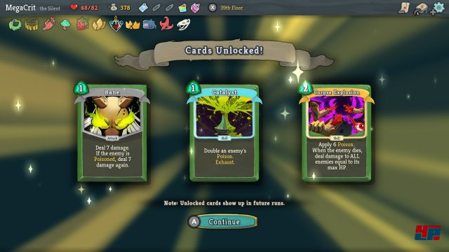 Screenshot - Slay the Spire (Switch)