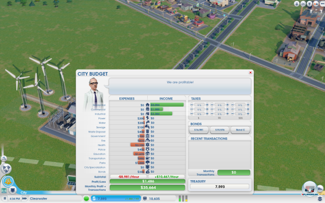Screenshot - SimCity (PC) 92444952