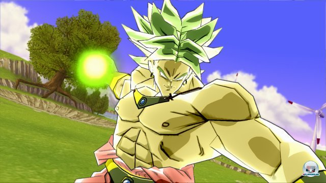 Screenshot - Dragon Ball Z Budokai HD Collection (PlayStation3) 2373712