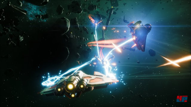 Screenshot - Everspace - Encounters (PC)