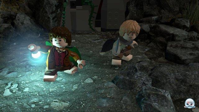 Screenshot - Lego Der Herr der Ringe (360) 2375112