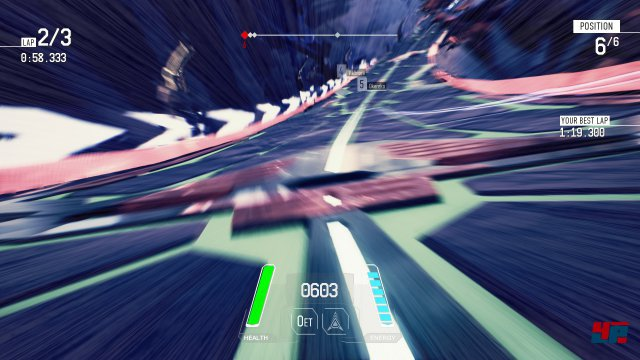 Screenshot - Redout (PC)