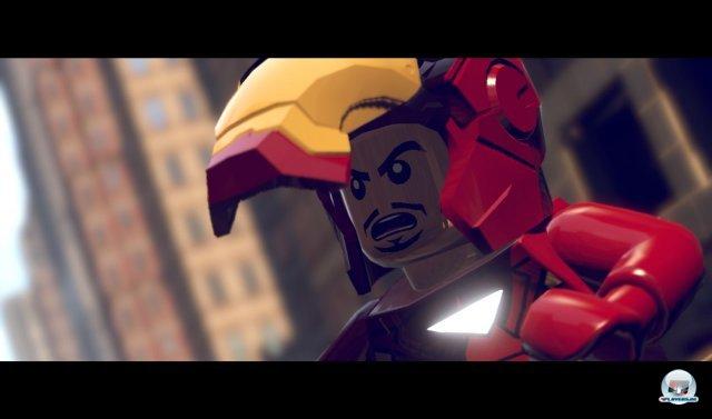 Nach den Helden der DC Comics schickt Traveller's Tales nun die Kollegen der Marvel-Seite ins Rennen.