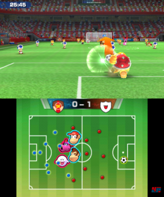Screenshot - Mario Sports Superstars (3DS) 92542173