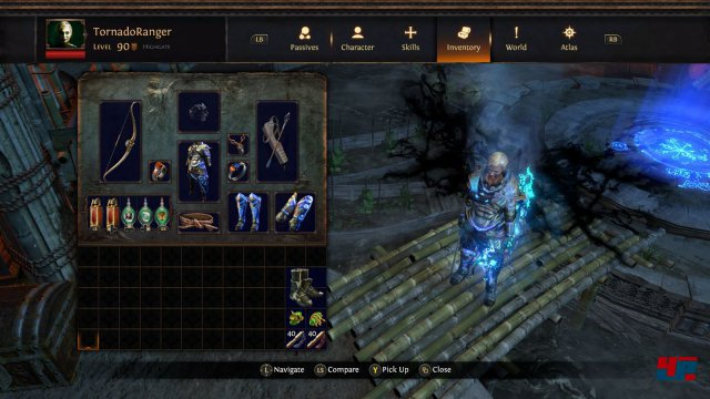 Screenshot - Path of Exile (One)