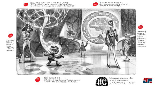 Screenshot - Psychonauts 2 (Linux)