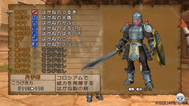 Screenshot - Dragon Quest X Online (Wii) 2289897