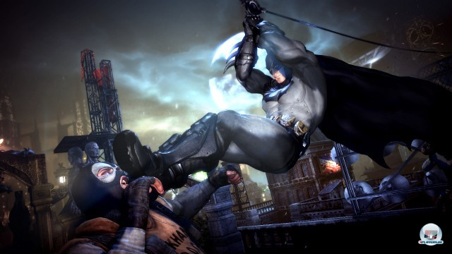 Screenshot - Batman: Arkham City (360) 2246267