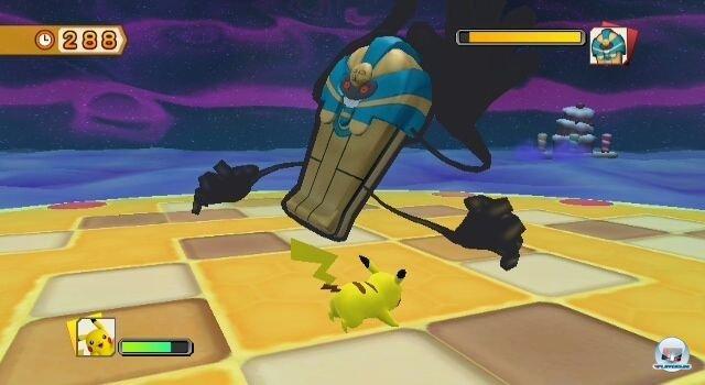 Screenshot - PokéPark 2: Beyond the World (Wii) 2266702