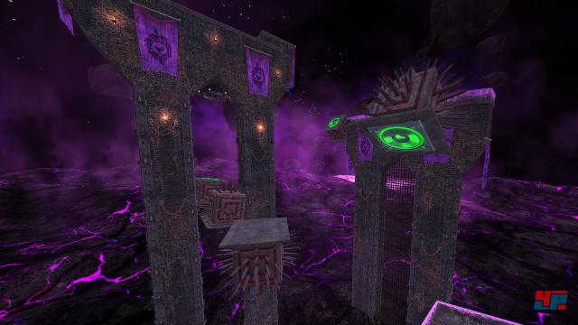 Screenshot - SEUM: Speedrunners from Hell (Linux) 92554670