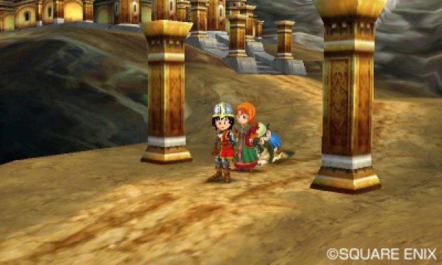 Screenshot - Dragon Quest 7: Fragmente der Vergangenheit (3DS) 92533150