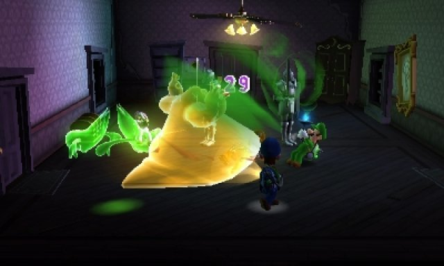 Screenshot - Luigi's Mansion 2 (3DS) 92457228