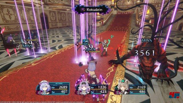 Screenshot - Death end re;Quest (PS4)