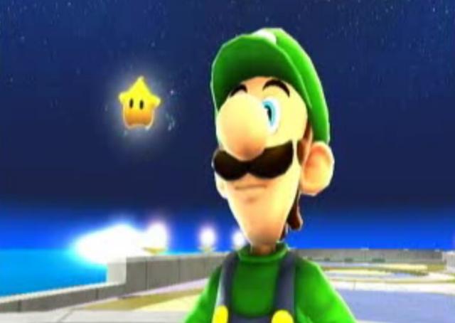 <i>Super Mario Galaxy</i><br><br>Nach 120 Sternen wird »Super Luigi Galaxy« daraus! 1743933