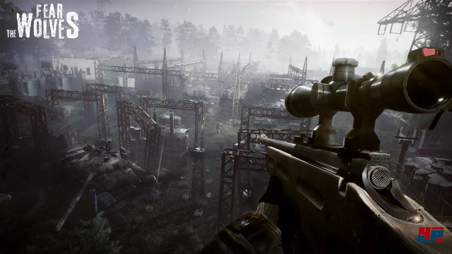 Screenshot - Fear the Wolves (PC)