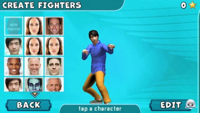 Screenshot - Reality Fighters (NGP) 2227608