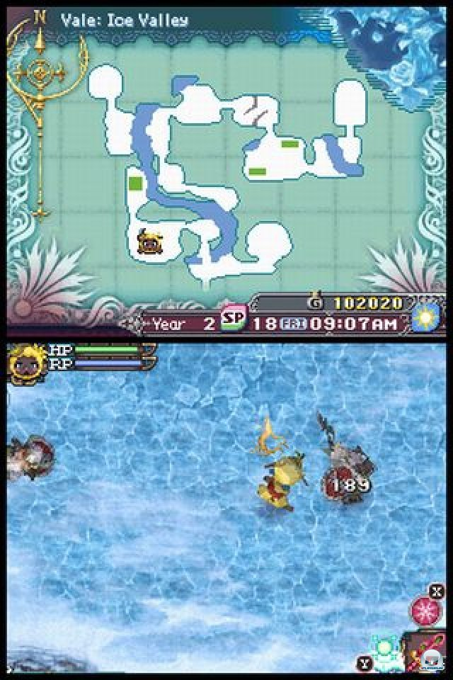 Screenshot - Rune Factory 3: A Fantasy Harvest Moon (NDS) 2273132