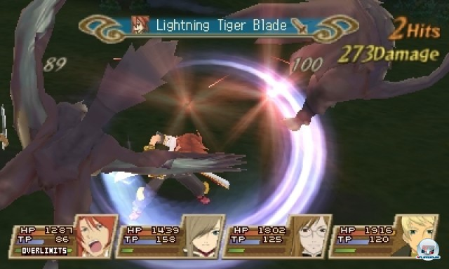 Screenshot - Tales of the Abyss (3DS) 2250452