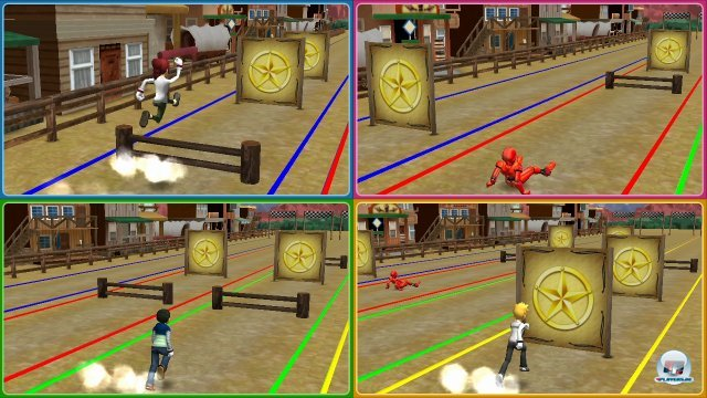 Screenshot - Family Party: 30 Great Games - Obstacle Arcade (Wii_U)
