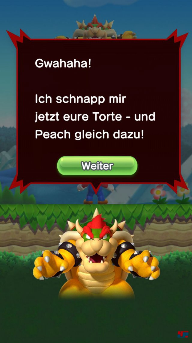 Screenshot - Super Mario Run (iPad)