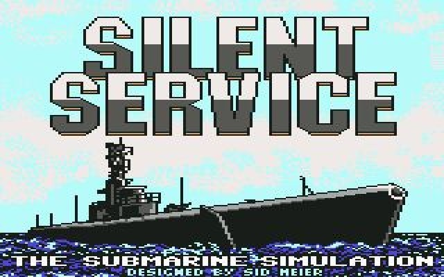Screenshot - Silent Service (PC)