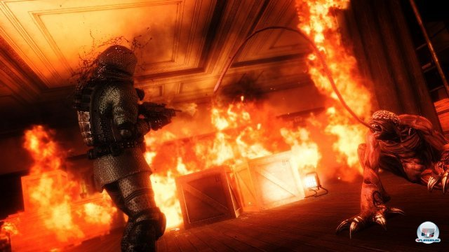 Screenshot - Resident Evil: Operation Raccoon City (360) 2285382