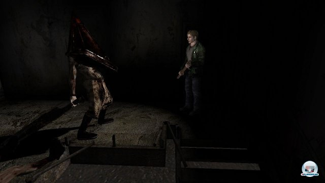 Screenshot - Silent Hill HD Collection (PlayStation3) 2263817