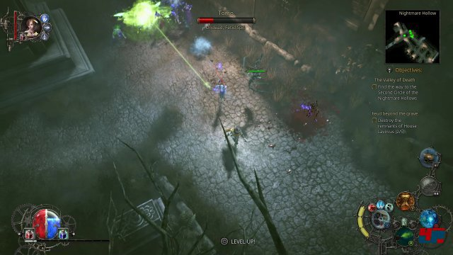 Screenshot - The Incredible Adventures of Van Helsing 3 (One) 92557659