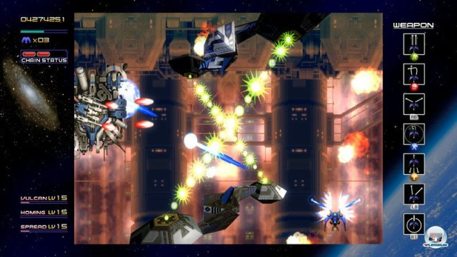 Screenshot - Radiant Silvergun (360) 2225524