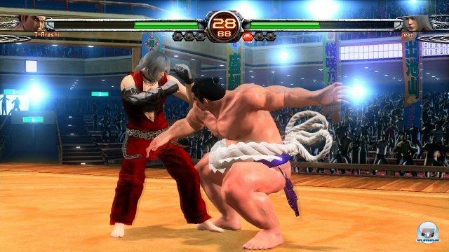 Screenshot - Virtua Fighter 5: Final Showdown  (PlayStation3) 2360272