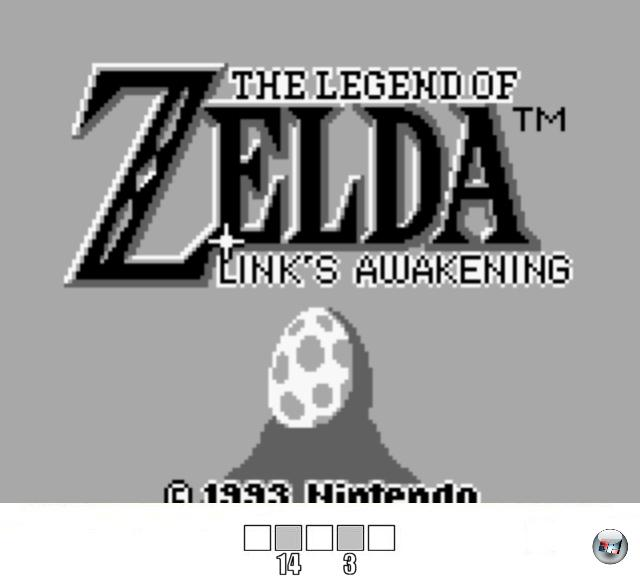 <br><br><b>The Legend of Zelda: Link�s Awakening (1993)</b><br><br>