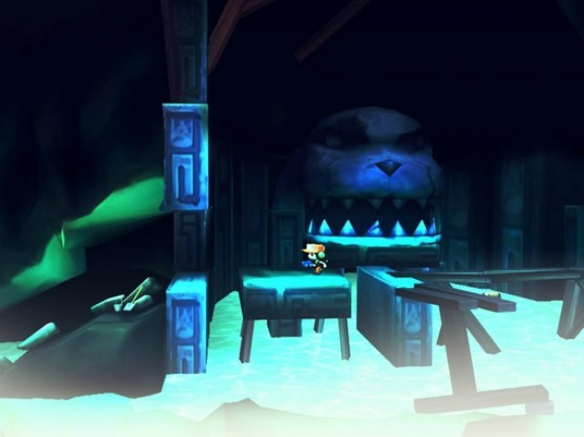 Screenshot - Cave Story 3D (3DS)