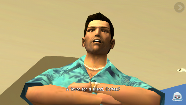 Screenshot - Grand Theft Auto: Vice City (iPhone) 92430667