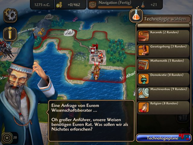 Screenshot - Civilization Revolution 2 (iPad) 92486672
