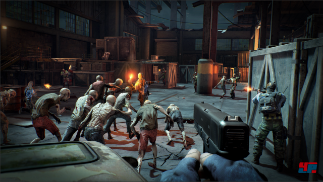 Screenshot - Dead Alliance (PC)