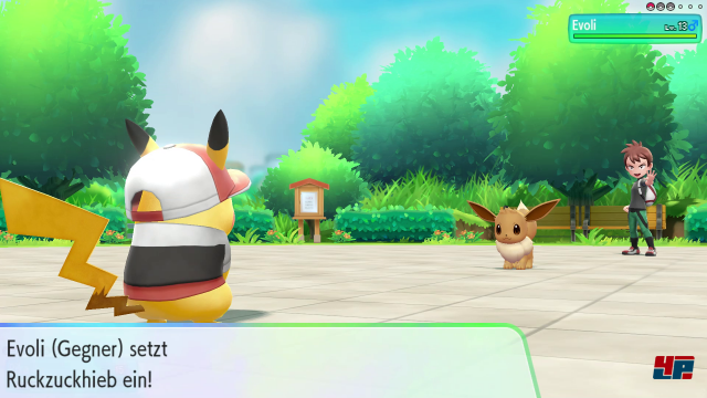 Screenshot - Pokémon: Let's Go, Pikachu! & Let's Go, Evoli! (Switch) 92577605