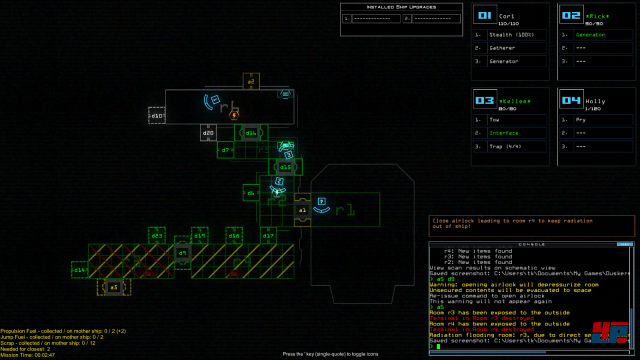 Screenshot - Duskers (Linux) 92526943