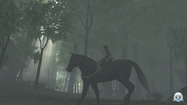 Screenshot - ICO & Shadow of the Colossus HD (PlayStation3) 2233787