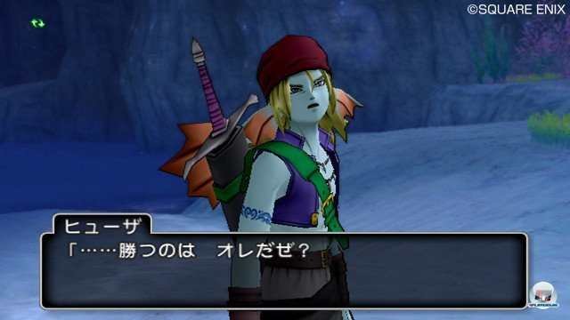 Screenshot - Dragon Quest X Online (Wii) 2365427