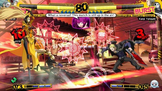 Screenshot - Persona 4: Arena (360) 2371992