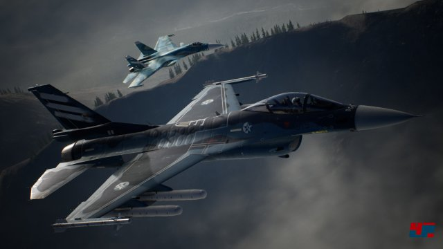 Screenshot - Ace Combat 7: Skies Unknown (PC)