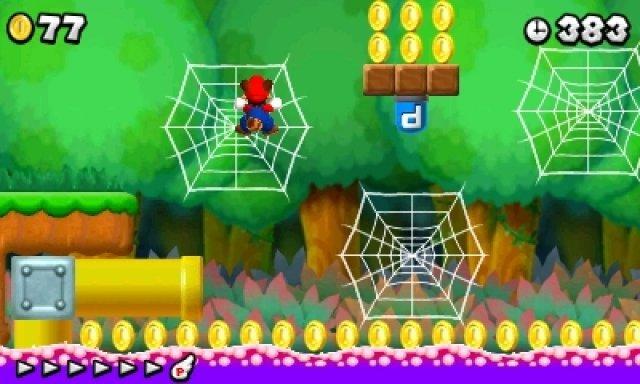 Screenshot - New Super Mario Bros. 2 (3DS) 2373677