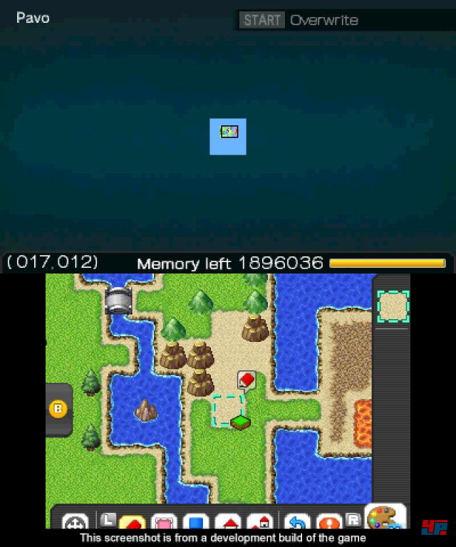 Screenshot - RPG Maker Fes (3DS)