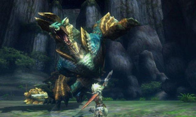 Screenshot - Monster Hunter 3G (3DS) 2285262