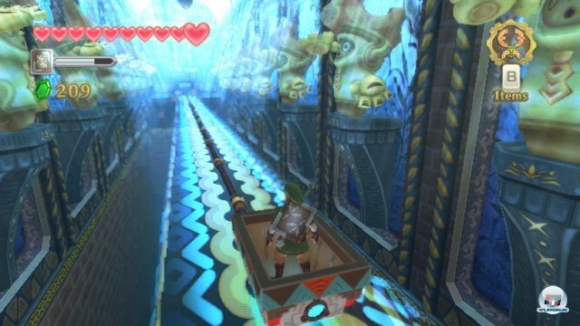 Screenshot - The Legend of Zelda: Skyward Sword (Wii) 2284187