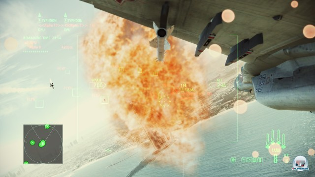Screenshot - Ace Combat: Assault Horizon (360) 2249472